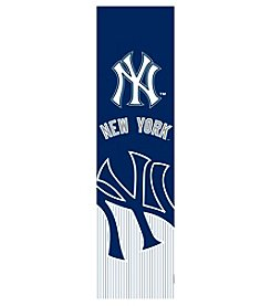 TNT Media Group New York Yankees Door Banner