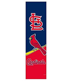 MLB St Louis Cardinals Door Banner