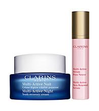 Clarins Multi-Active Anti-Aging Nighttime Gift Set