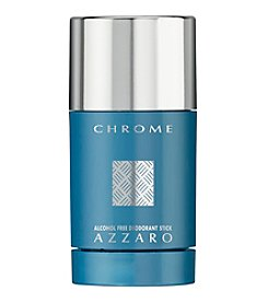 Azzaro® Chrome Alcohol Free Deodorant Stick