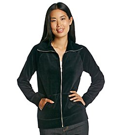 Jones New York Sport® Petites' Velour Jacket