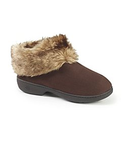 Isotoner® Woodlands Luka Chunky Boot Slippers