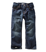 OshKosh B'Gosh® Baby Boys' Straight Leg Medium Wash Jeans
