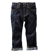 OshKosh B'Gosh Baby Boys' Straight Leg Dark Wash Jeans