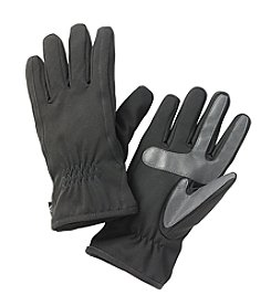 Isotoner® Men's SmarTouch Ultradry Fleece Lined Gloves