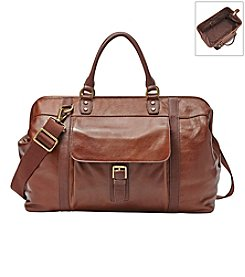 Fossil® Men's Estate Framed Duffle