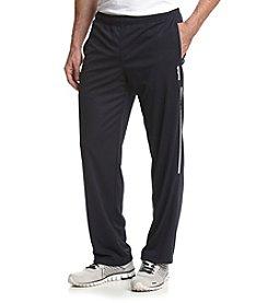 Reebok® Men's Double Knit Navy Stripe Pants