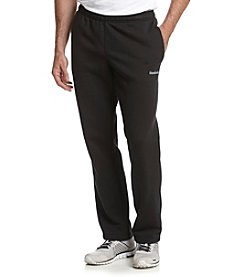 Reebok® Men's Black Active Fleece Pants