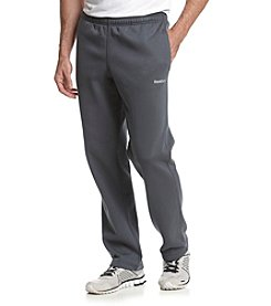 Reebok® Men's Charcoal/Graphite Active Fleece Pants