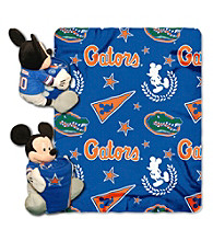 University of Florida Disney™ Mickey Hugger Throw