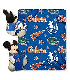 NCAA® University of Florida Disney™ Mickey Hugger Throw