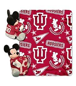 Indiana University Disney™ Mickey Hugger Throw