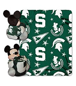 Michigan State University Disney™ Mickey Hugger Throw
