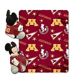 University of Minnesota Disney™ Mickey Hugger Throw
