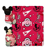 Ohio State University Disney™ Mickey Hugger Throw