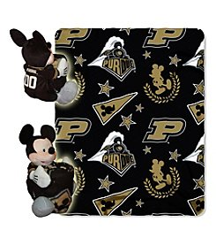 Purdue University Disney™ Mickey Hugger Throw