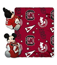 Northwest Company NCAA® South Carolina Gamecocks Disney™ Mickey Hugger Throw