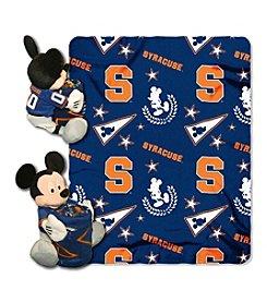 Syracuse University Disney™ Mickey Hugger Throw