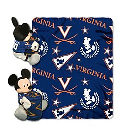 University of Virginia Disney™ Mickey Hugger Throw