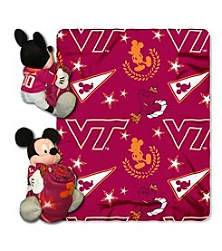 Northwest Company NCAA® Virginia Tech Hokies Disney™ Mickey Hugger Throw