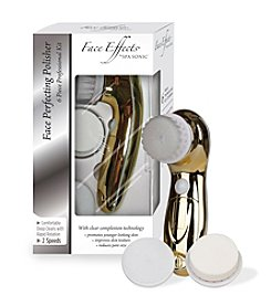Spa Sonic Face Effects Gold 6-pc. Face Perfecting Polisher