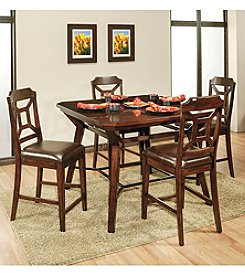 Whalen Furniture Saratoga Dining Collection