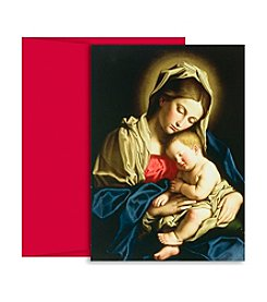 Masterpiece Madonna and Child Box of 18 Cards