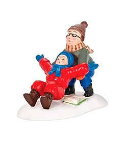 Department 56® A Christmas Story Village Ralphie To The Rescue Figurine