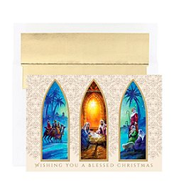 Masterpiece Christmas Triptych Box of 16 Cards