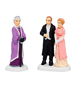 Department 56® Downton Abbey Village Downton Legacy Continues