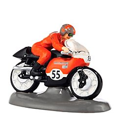 Department 56® The Original Snow Village® Harley Top Speed