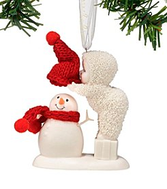 Department 56® Snowbabies™ Top It Off Snowman Ornament