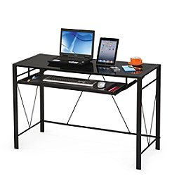 Acme Esta Black Computer Desk