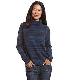 Jeanne Pierre® Marled Turtleneck Sweater