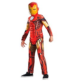 Marvel® Avengers Assemble® Deluxe Iron Man Child Costume