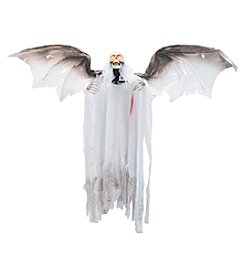 Animated Flying Winged Reaper
