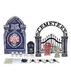 20-pc. Graveyard Kit