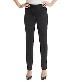 Laura Ashley® Printed Ponte Pant