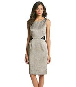 Kasper® Shimmer Sheath Dress