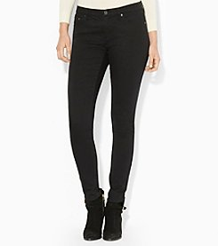 Lauren Jeans Co.® Petites' Super Stretch Slimming Modern Skinny Jeans