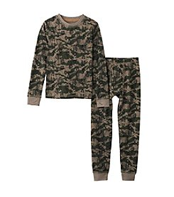 Climatesmart® Boys' 2T-7 Camouflage Thermal Set