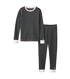 Cuddl Duds® Girls' 2T-6X Thermal Set