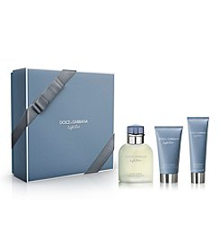 Dolce&Gabbana Light Blue Pour Homme Gift Set (A $133 Value)