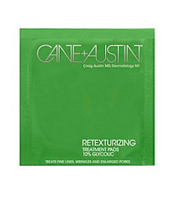 Cane + Austin® Retexturizing Treatment Pads Trial Pack