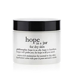 philosophy® Hope In A Jar Moisturizer For Dry Skin