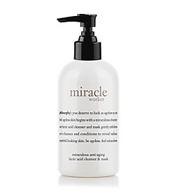 philosophy® Miracle Worker Lactic Cleanser