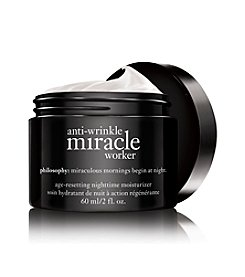 philosophy® Miracle Worker Overnight Age-Resetting, Anti-Wrinkle Moisturizer