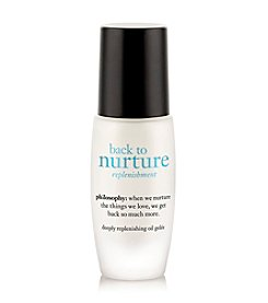 philosophy® Back To Nurture Deeply Replenishing Oil Gelee
