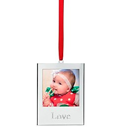 Lenox® Love Frame Ornament