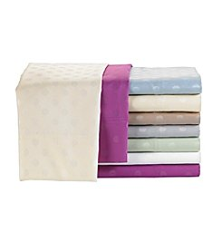 Elite Home Products Regency 500-Thread Count Sateen Circle Sheet Set